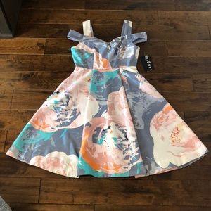 NWT Sangria Floral Dress